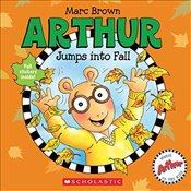 Arthur Jumps into Fall - Brown, Marc Tolon