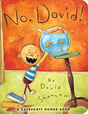 No, David!  - Shannon, David