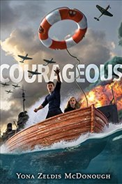 Courageous - McDonough, Yona Zeldis