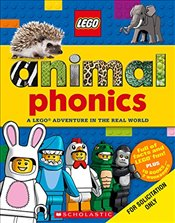 Animals Phonics Set : A Lego Adventure in the Real World  - Arlon, Penelope
