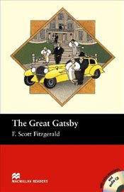 Great Gatsby : Macmillan Readers - Fitzgerald, F. Scott