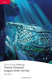 Twenty Thousand Leagues Under the Sea - Level 1 - Verne, Jules