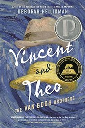 Vincent and Theo : The Van Gogh Brothers - Heiligman, Deborah