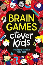 Brain Games For Clever Kids - Moore, Gareth