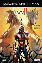 İç Savaş 2 : Amazing Spider-Man - Gage, Christos