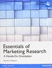 Essentials of Marketing Research PGE - MALHOTRA, NARESH K.
