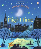 Peep Inside Night-Time - Milbourne, Anna