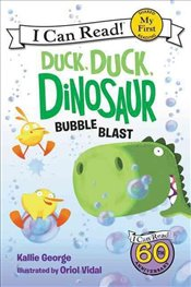 Duck, Duck, Dinosaur : Bubble Blast - George, Kallie