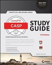 CASP CompTIA Advanced Security Practitioner Study Guide: Exam CAS-003 (Study Guides) - Hill, Timothy