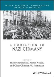Companion to Nazi Germany (Wiley Blackwell Companions to World History) -