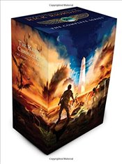 Kane Chronicles : The Complete Series - Riordan, Rick