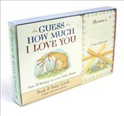 Guess How Much I Love You: Book & Baby Cards Milestone Moments Gift Set - McBratney, Sam