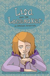 Lisa and the Lacemaker - The Graphic Novel (Asperger Adventures) - Hoopmann, Kathy