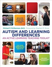 Autism and Learning Differences: An Active Learning Teaching Toolkit - McManmon, Michael P.