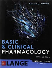Basic And Clinical Pharmacology 14e IE - Katzung, Bertram
