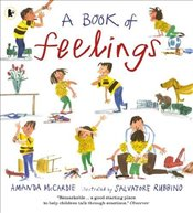 Book of Feelings - McCardie, Amanda