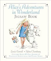 Alices Adventures in Wonderland (Jigsaw Book) - Carroll, Lewis