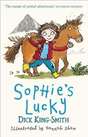 Sophies Lucky (Sophie Adventures) - King Smith, Dick