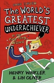 Hank Zipzer 9: The Worlds Greatest Underachiever Is the Ping-Pong Wizard - Winkler, Henry
