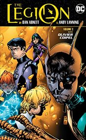 Legion By Dan Abnett & Andy Lanning Vol. 2 - Abnett, Dan