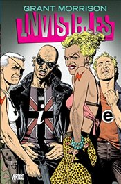 Invisibles Book Three - Morrison, Grant