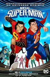 New Super-Man Vol. 3 Equilibrium - Yang, Gene Luen