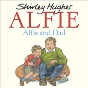 Alfie and Dad - Hughes, Shirley