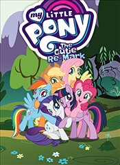 My Little Pony: The Cutie Re-Mark - Eisinger, Justin