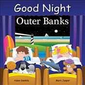 Good Night Outer Banks (Good Night Our World) - Gamble, Adam