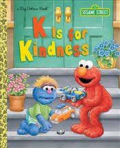 K is for Kindness (Big Golden Book) - Shepherd, Jodie