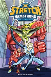 Stretch Armstrong and the Flex Fighters - Wyatt, Chris