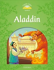 Classic Tales Second Edition: Level 3: Aladdin Audio Pack - Arengo, Sue