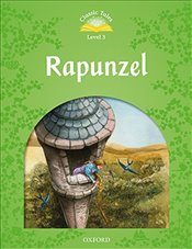 Classic Tales Second Edition: Level 3: Rapunzel Audio Pack - Bladon, Rachel