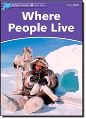 Dolphin Readers Level 4: Where People Live - Northcott, Richard