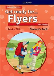 Get ready for.: Flyers: Students Book with downloadable audio - Cliff, Petrina