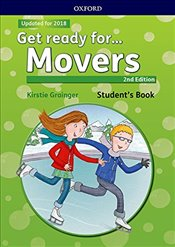 Get ready for...: Movers: Students Book with downloadable audio - Cliff, Petrina