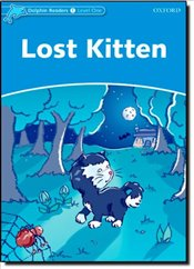 Dolphin Readers Level 1: Lost Kitten - Taylor, Di