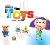Our World Readers : The Toys : British English (Our World Readers (British English)) - OSullivan, Jill