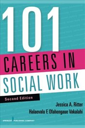 101 Careers in Social Network - Ritter, Jessica