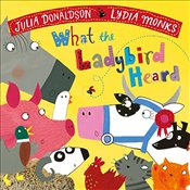 What the Ladybird Heard - Donaldson, Julia