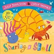 Sharing a Shell (Julia Donaldson/Lydia Monks) - Donaldson, Julia