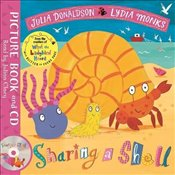 Sharing a Shell: Book and CD Pack (Julia Donaldson/Lydia Monks) - Donaldson, Julia