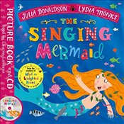 Singing Mermaid: Book and CD Pack (Julia Donaldson/Lydia Monks) - Donaldson, Julia