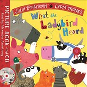 What the Ladybird Heard: Book and CD Pack (Julia Donaldson/Lydia Monks) - Donaldson, Julia