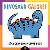 Dinosaur Galore (Changing Picture Books) - Priddy, Roger