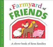 Picture Fit A Farmyard of Friends - Priddy, Roger