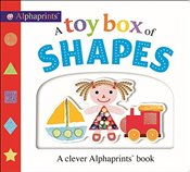 Picture Fit A Toy Box of Shapes - Priddy, Roger