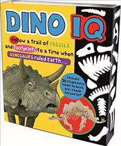 Smart Kids Dino IQ: IQ Box Sets - Roger, Priddy
