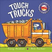Amazing Machines: Tough Trucks - Mitton, Tony