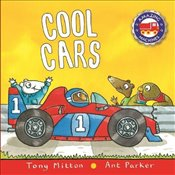 Amazing Machines: Cool Cars - Mitton, Tony